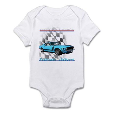 1970 Mustang Boss Infant Bodysuit
