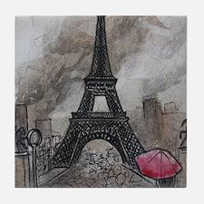 Industrial Paris Tile Coaster