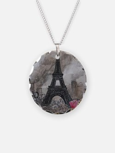 Industrial Paris Necklace