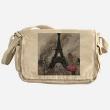 Industrial Paris Messenger Bag