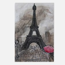 Industrial Paris Postcards (Package of 8)