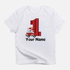 1st Birthday Dalmatian Infant T-Shirt