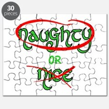 Naughty or Nice Puzzle