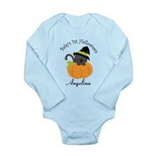 Personalized 1st Halloween Baby Outfits