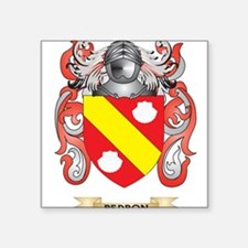 Pedron Coat of Arms (Family Crest) Sticker