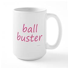 ball buster pink Mug