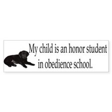 school Bumper Bumper Sticker