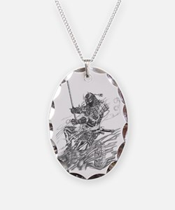 Ghost Samurai Necklace