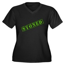 weed cannabis 420 t-shirt Plus Size T-Shirt