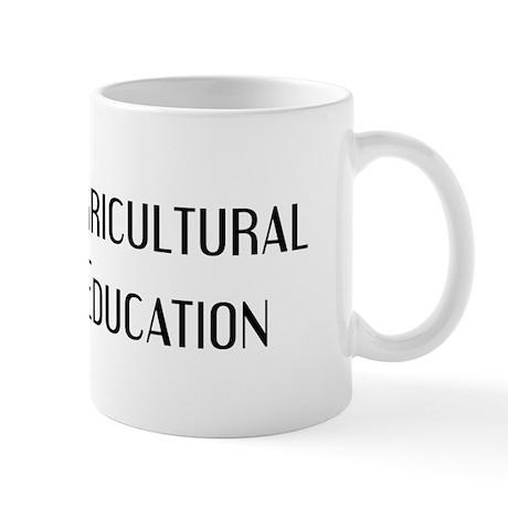 I Love (Heart) Agricultural E Mug