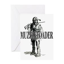 muzzman1 Greeting Cards