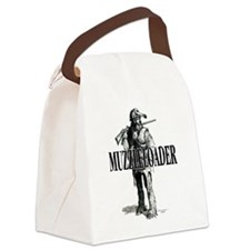 Funny Magazines Canvas Lunch Bag