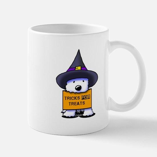 TFT Westie Witch Mug