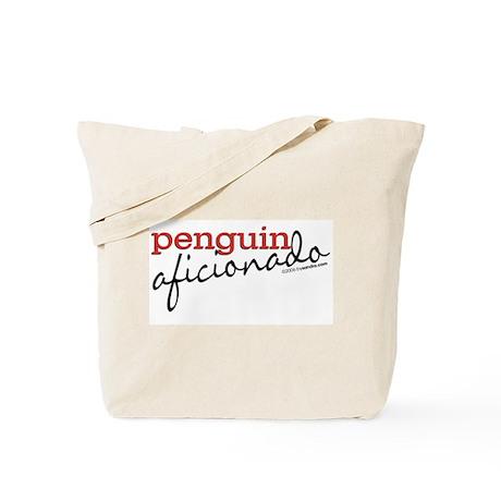 Penguin Aficionado Tote Bag