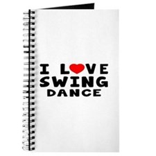 I Love Swing Journal