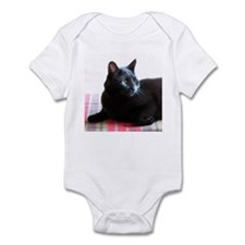 Black Cat Beauty Infant Bodysuit