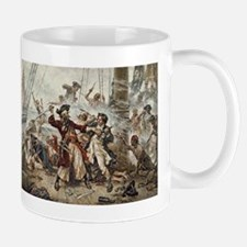 Blackbeard Pirate Mugs