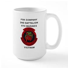 FOX COMPANY, 2ND BATTALION, 5TH MARINES Mugs