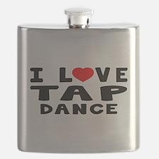I Love Tap Flask