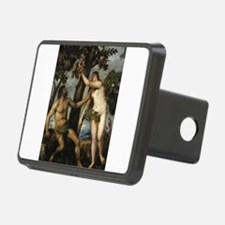 Adam and Eve Hitch Cover