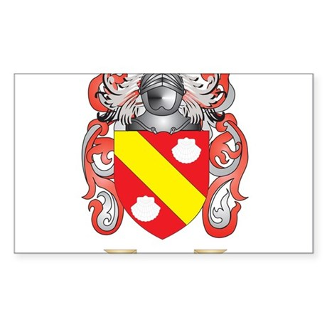 Perazzi Coat of Arms (Family Crest) Sticker
