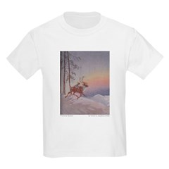 Appleton's Snow Queen Kids T-Shirt