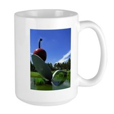 Cherry Spoon 3 Mug