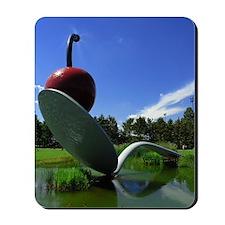 Cherry Spoon 3 Mousepad