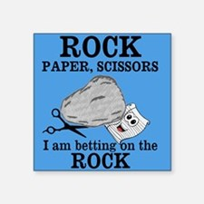 Rock, Paper, Scissors Sticker
