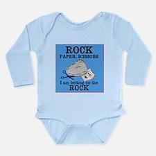 Rock, Paper, Scissors Body Suit