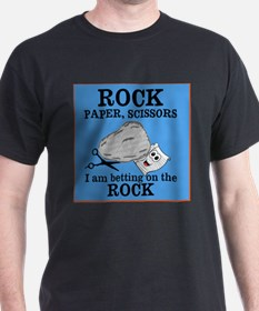 Rock, Paper, Scissors T-Shirt