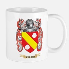 Peroni Coat of Arms (Family Crest) Mugs