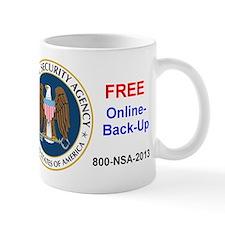 NSA Online Backup Mugs