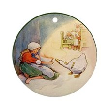Mabel Lucie Attwell - Revamped #2 - Ornament (Rou