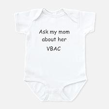 VBAC Infant Bodysuit