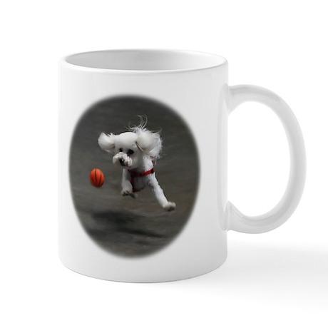 Air Bichon Mug