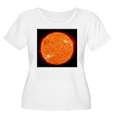 Sun Plus Size T-Shirt