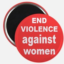 END VIOLENCE... Magnet