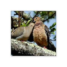 Love doves peace and joy Sticker