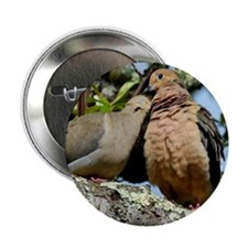 """Love doves peace and joy 2.25"""" Button (10 pack)"""