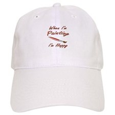 Painting Baseball Hat
