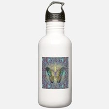 Butterfly and Tree of Life Water Bottle