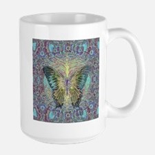 Butterfly and Tree of Life Mugs
