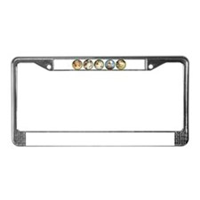 Mabel Lucie Attwell - License Plate Frame