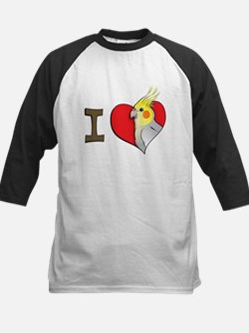 I heart cockatiels Tee