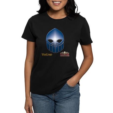 Dwarves Logo Women's Black T-Shirt