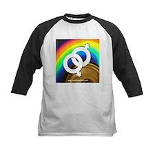 Gay Women Rainbow Symbol Tee