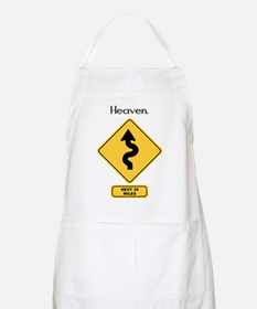 Curves Motorcycle BBQ Apron