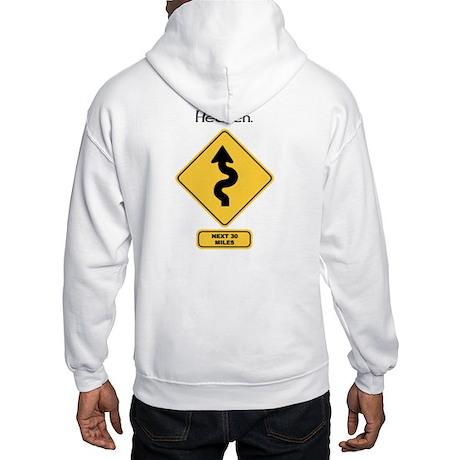 Curves Motorcycle Hooded Sweatshirt