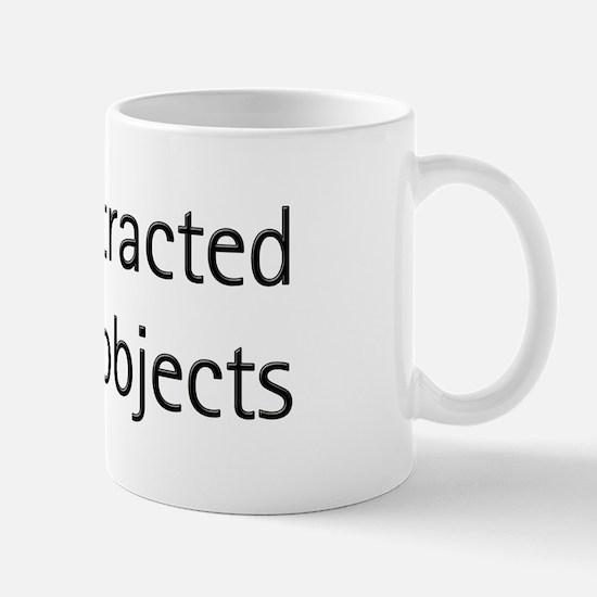Easily Distracted by Shiny Ob Mug